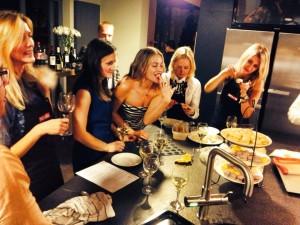 Macaron birthday party Lena Filatova