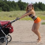 Stroller is my fitness