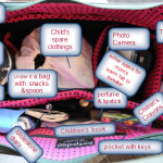 What's inside mom's bag