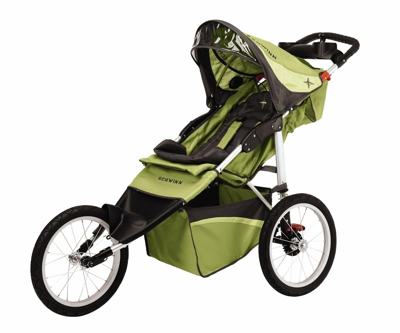 Schwinn Instep Arrow Single Stroller Review