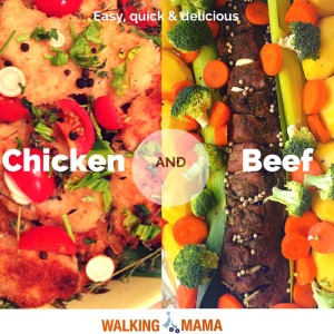 Chicken and Beef Recipes