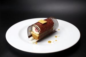 Eddie dessert by Olivier Bajard