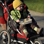 Too Young or Too Old For a Jogging Stroller?