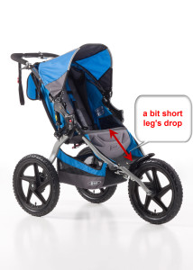 BOB-Sport-Utility-Legs-Drop