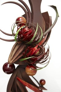 chocolate figures_ pastry chefs