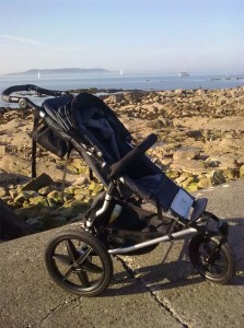 Mountain Buggy All terrainn stroller