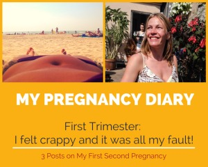 Walkingmama Pregnancy Diary part 1