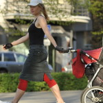 Weight Loss walking with the stroller