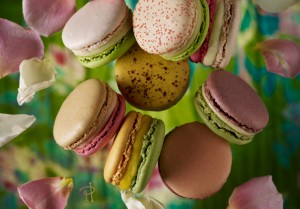 Pierre Hermes macarons_Jardins Subtile collection 2014