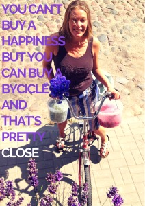 Walkingmama bicycle quote