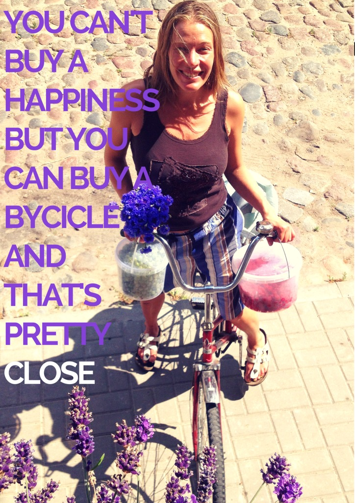 Walkingmama bicycle quote