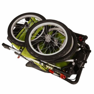 Schwinn Instep Arrow Fixed Wheel Jogger Folded