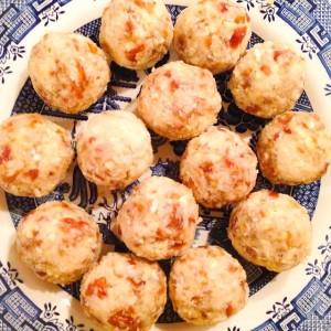 Sweet Cashew Balls by Sheeva Ryann