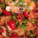Lean Food Recipes: Five Herb Chicken Nuggets