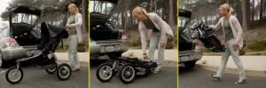 bob-sport-utility-stroller-folded-car