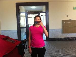 Go Venus Stroller Fitness Results