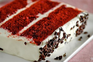 red velvet bisquit