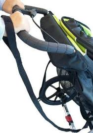 safety leash for a jogging stroller