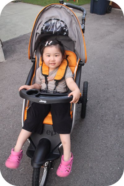 Jeep Overland Limited Jogging Stroller 2013 Review ...