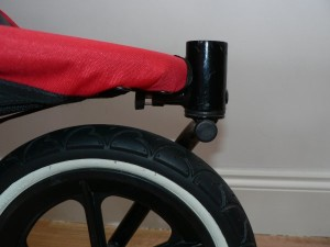 swivel  front wheel
