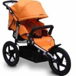 tike-tech-x3-all-terrain-stroller-single stroller-blue